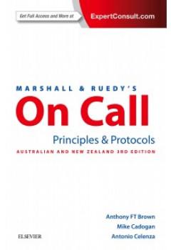Marshall and ruedys on call principles and protocols australian marshall and ruedys on call principles and protocols australian publication fandeluxe Gallery