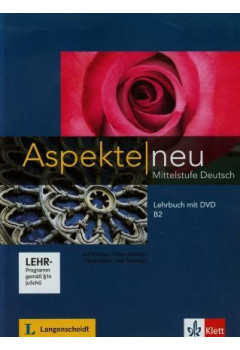 Aspekte Neu Mittelstufe Deutsch Lehrbuch Mit Dvd B2 Koithan