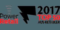 Top 50 Australian Retailer 2017