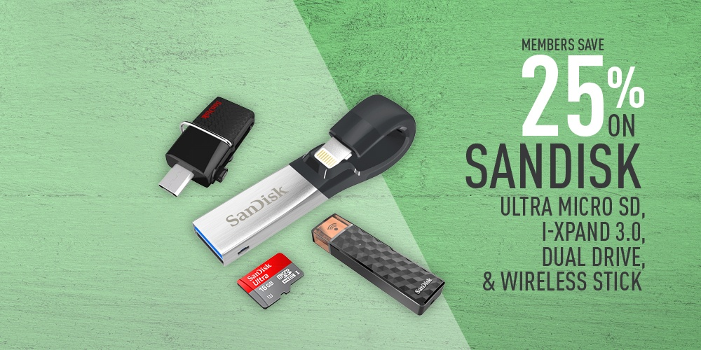 Sandisk Special Offers