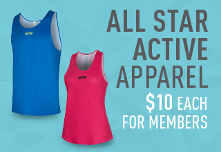 All Star Active Apparel $10