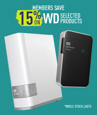 WD Clearance