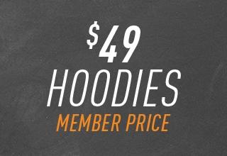 $49 Hoodies